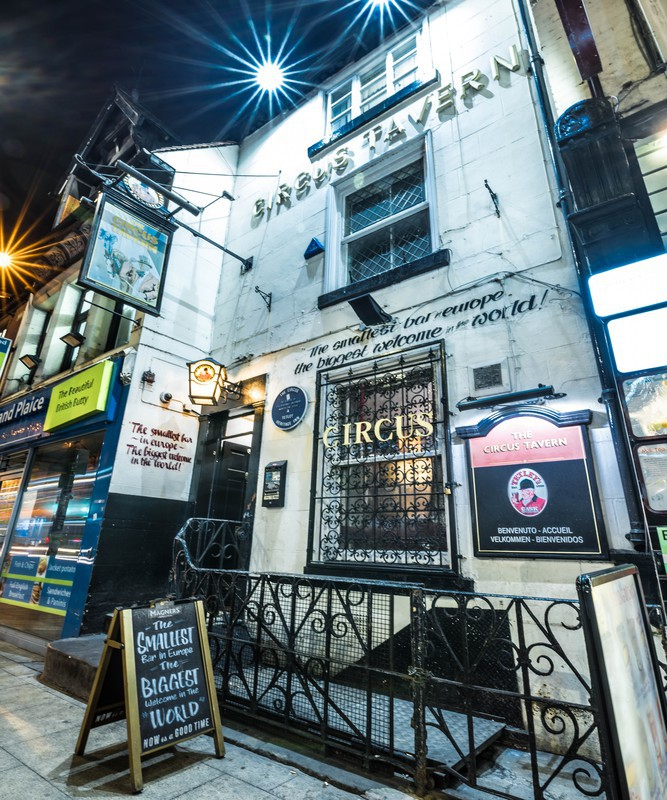 Circus Tavern - Manchester Pubs & Bars