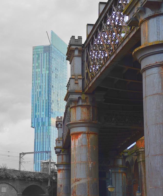 - Manchester Castlefield & Deansgate