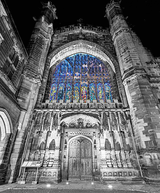 Chester Cathedral 001410 - CHESTER