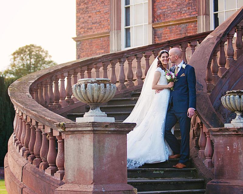 Wedding Photography | Tabley House Cheshire | Rachael Edwards