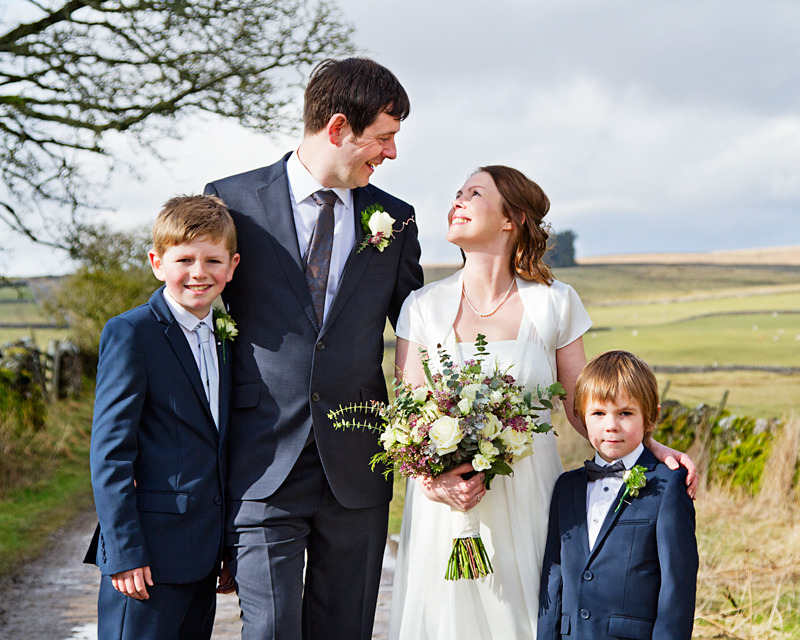 Family Wedding Photography | North Yorkshire | Rachael Edwards