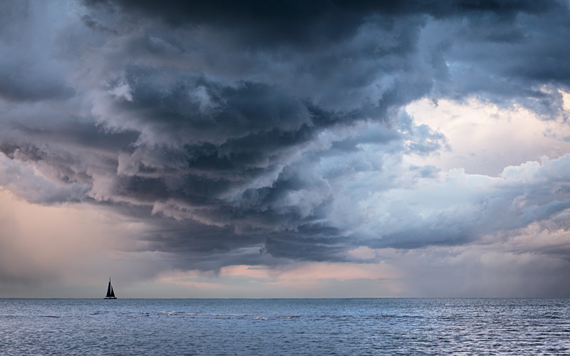 Solent Skies - Ocean