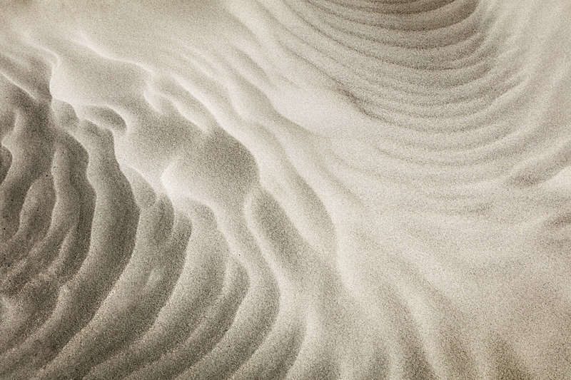 Sand waves - Chalk/Sand