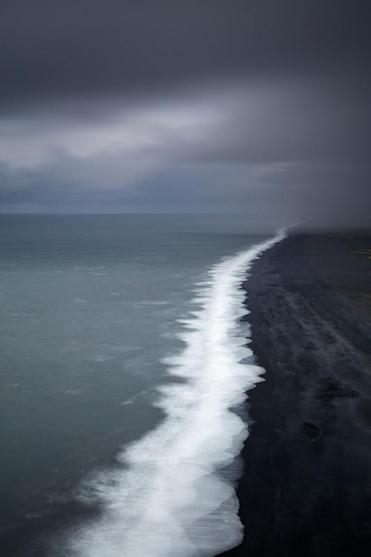 Black beach - Coast