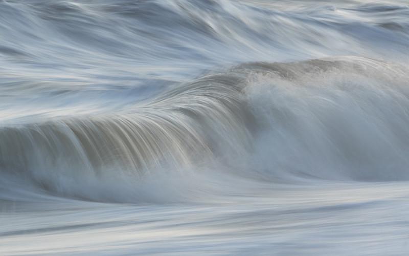 Silk in the water - Flow