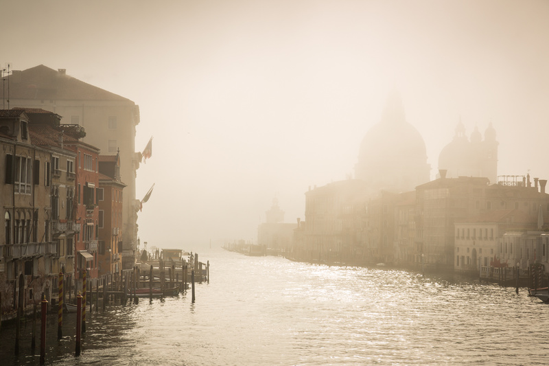 Morning, Grand Canal - Coast