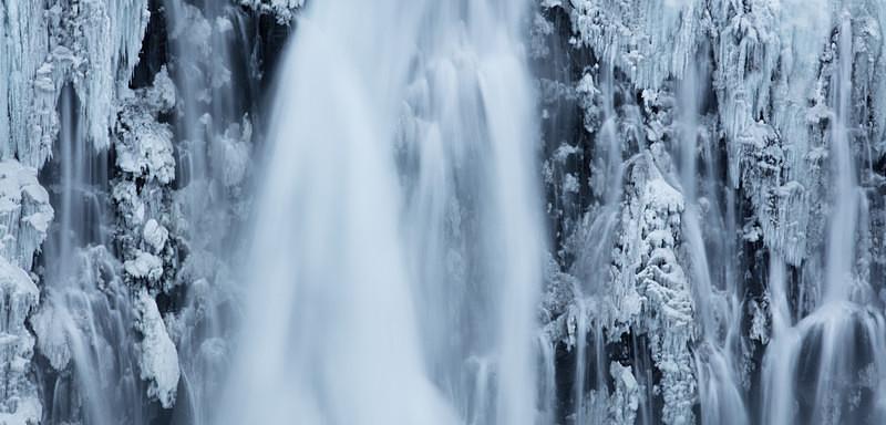 Dettifoss II - Ice