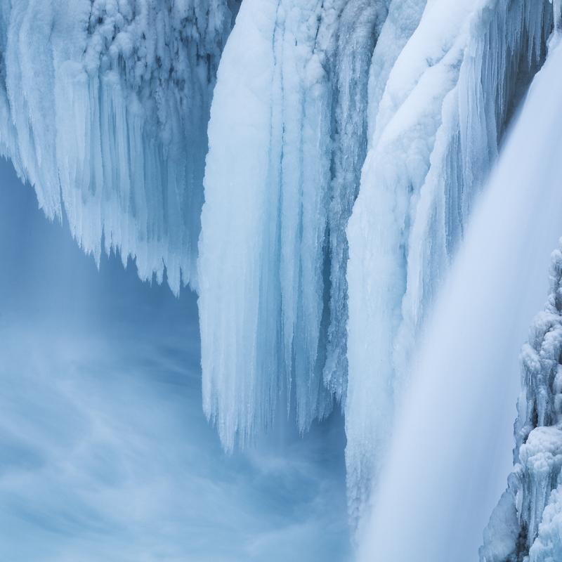 Godafoss II - Ice