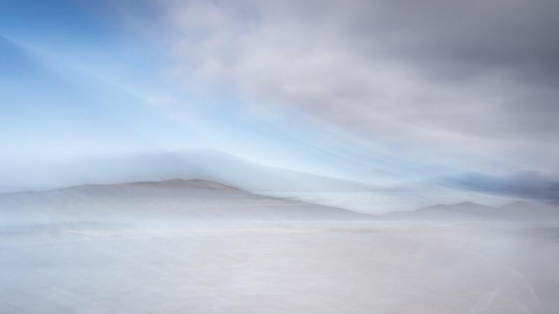 Hebrides pastels - Coast