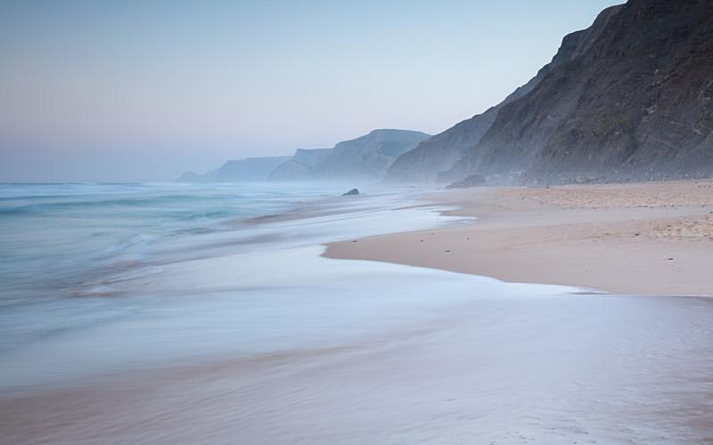 Praia do Castelejo - Coast