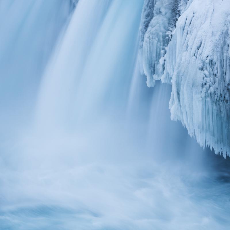 Godafoss III - Ice