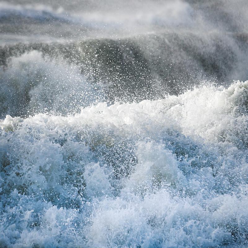 Light in the Water - Ocean