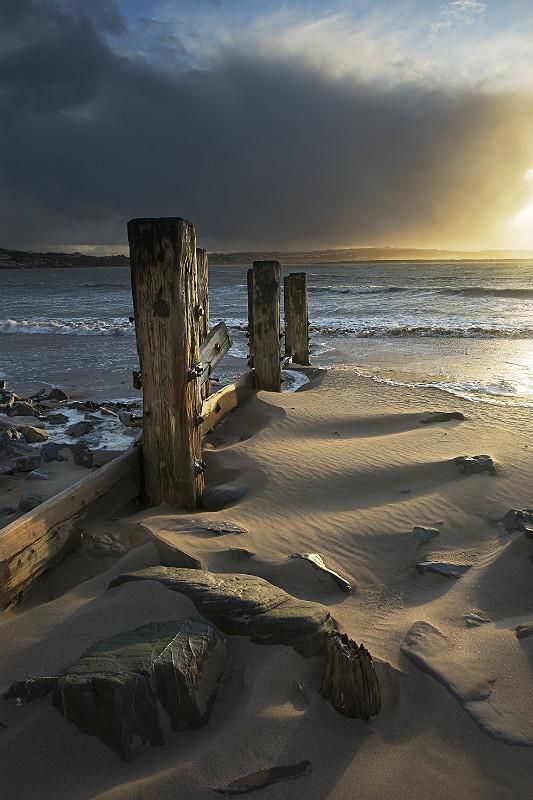 Crow point Braunton - Devon Seascapes