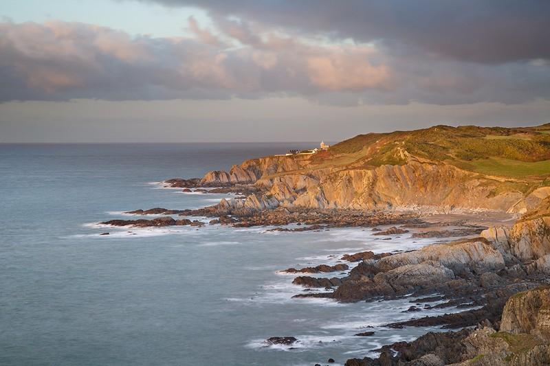 Bull Point Lighthouse - Devon Seascapes