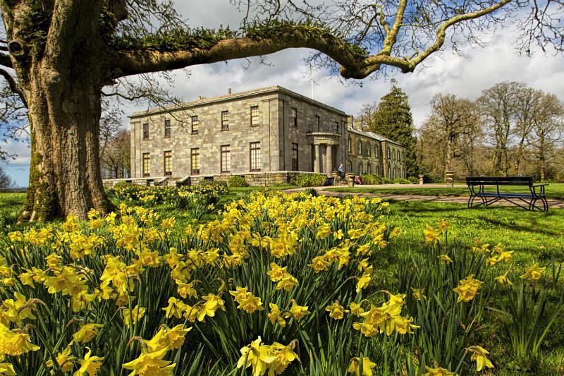 Arlington Court - Devon Landscapes