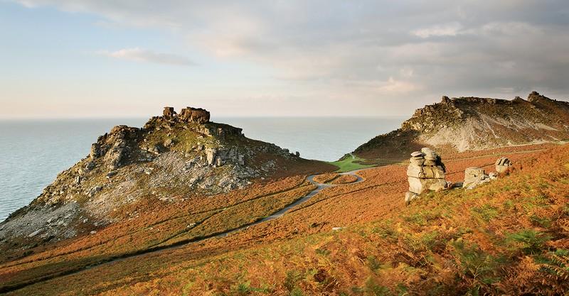 The Rocks - Exmoor