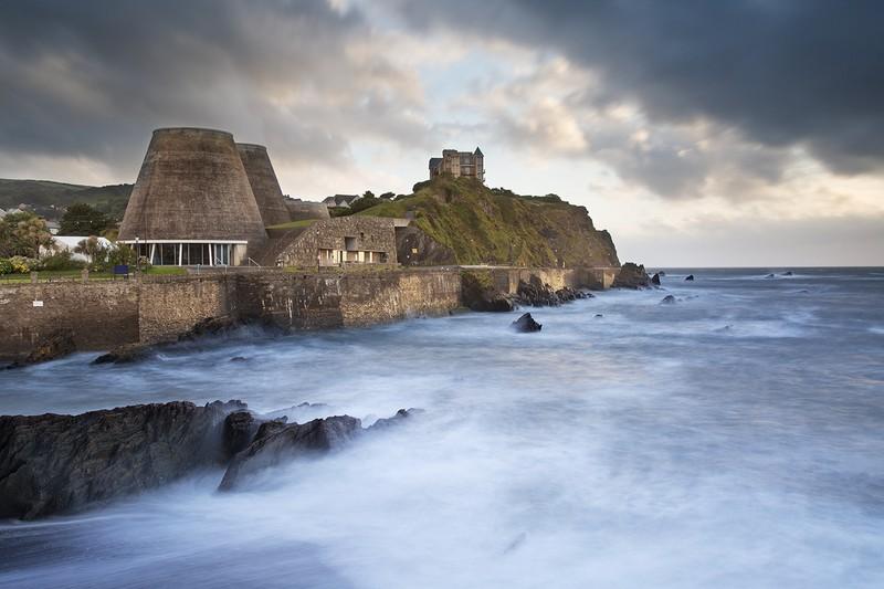 The Landmark - Devon Seascapes