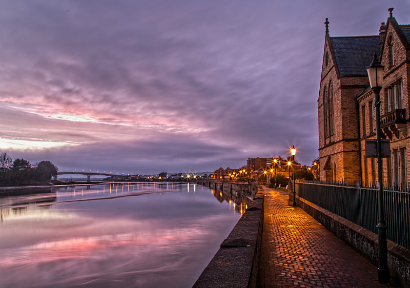 River Taw Barnstaple - Devon Landscapes