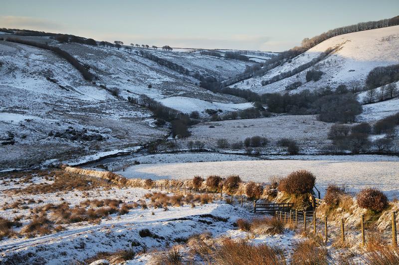 Exmoor Snow - Exmoor