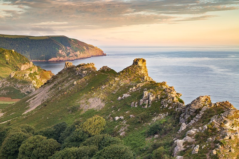 Valley of the Rocks in Summer - Latest images
