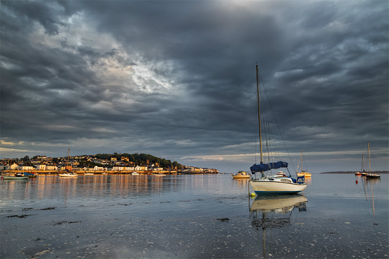 Instow Thunderstorms - Devon Seascapes