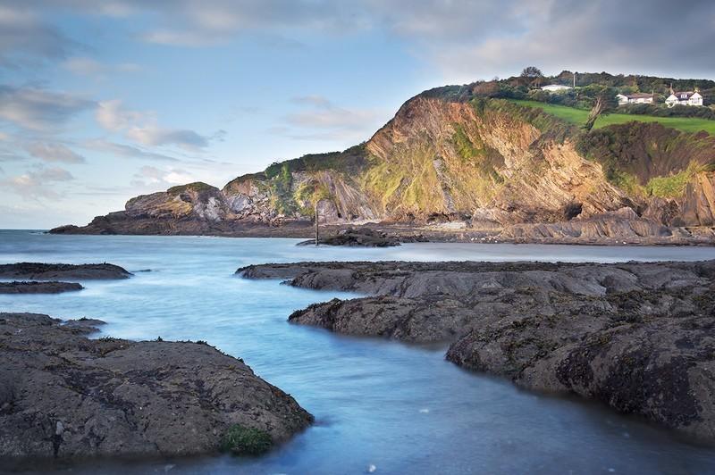 Combe Martin - Devon Seascapes