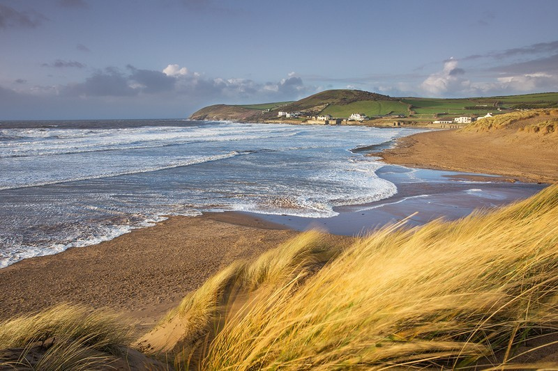 Winter's Day at Croyde Beach - Latest images