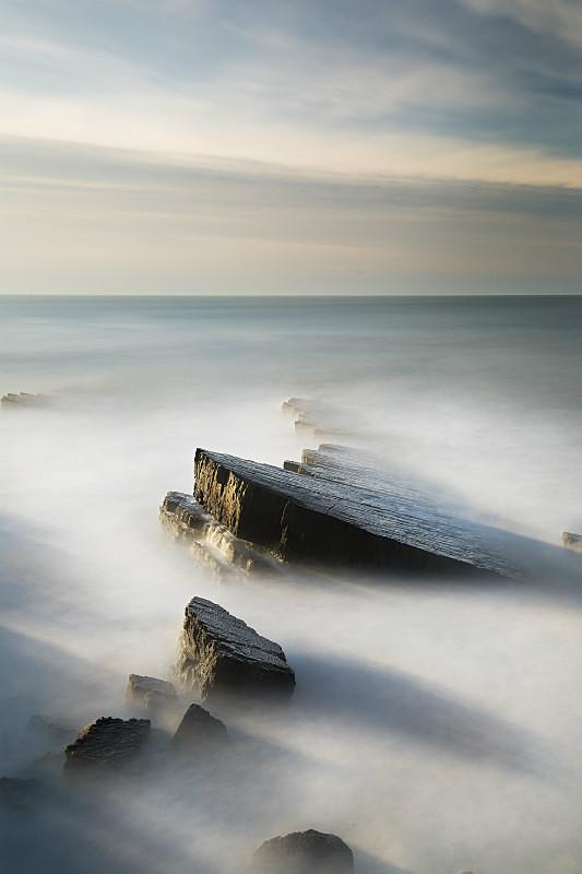 Spekes Mill - Devon Seascapes