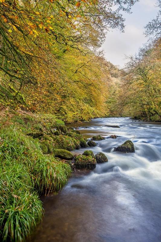 East Lyn Autumn 2 - Exmoor
