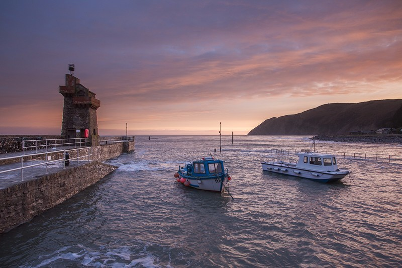 Lynmouth Harbour - Exmoor