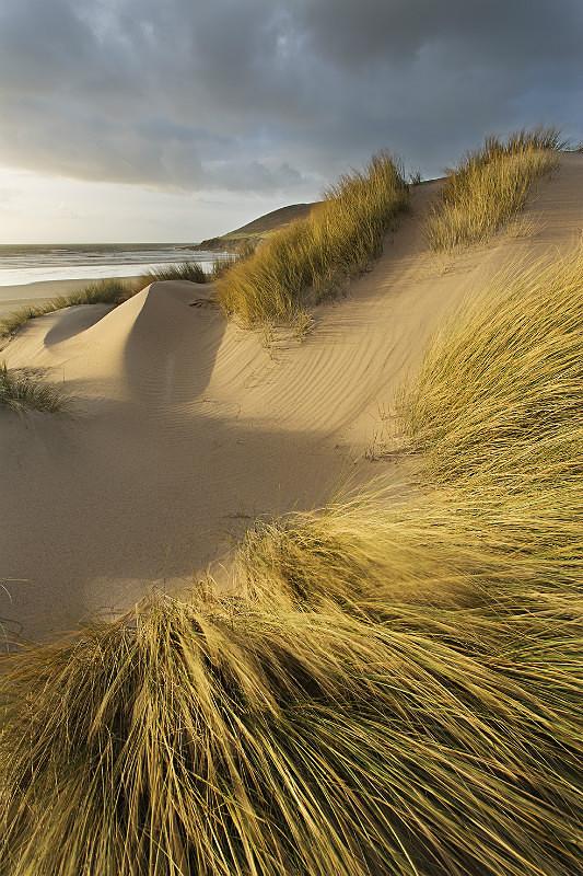 Saunton winds - Devon Seascapes