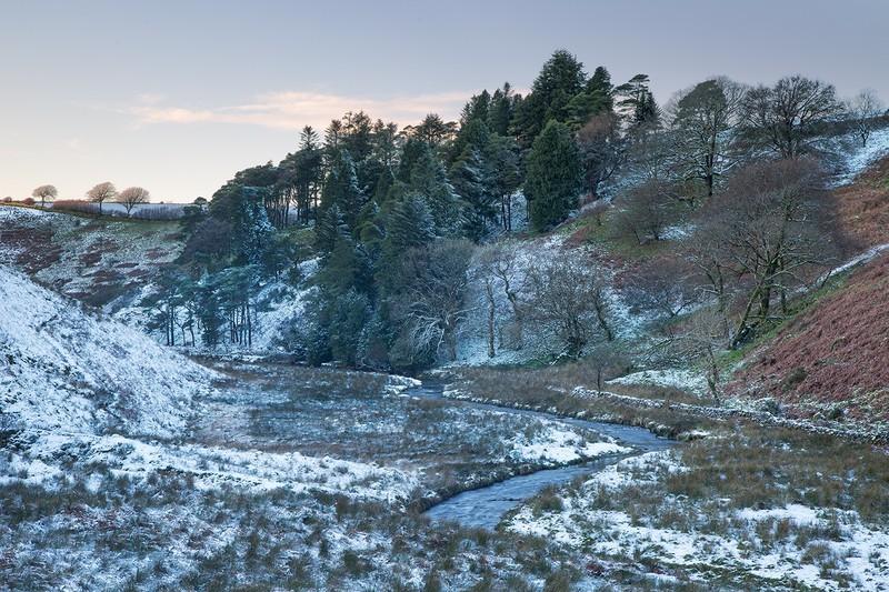 River Barle Simonsbath - Exmoor