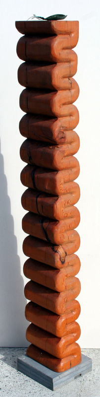 Serpentine column - Columns