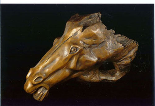 Horse. - Bronzes