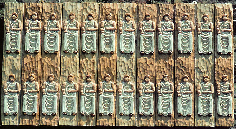 Committee - Wall Reliefs