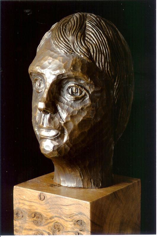 Odyssey Head - Bronzes