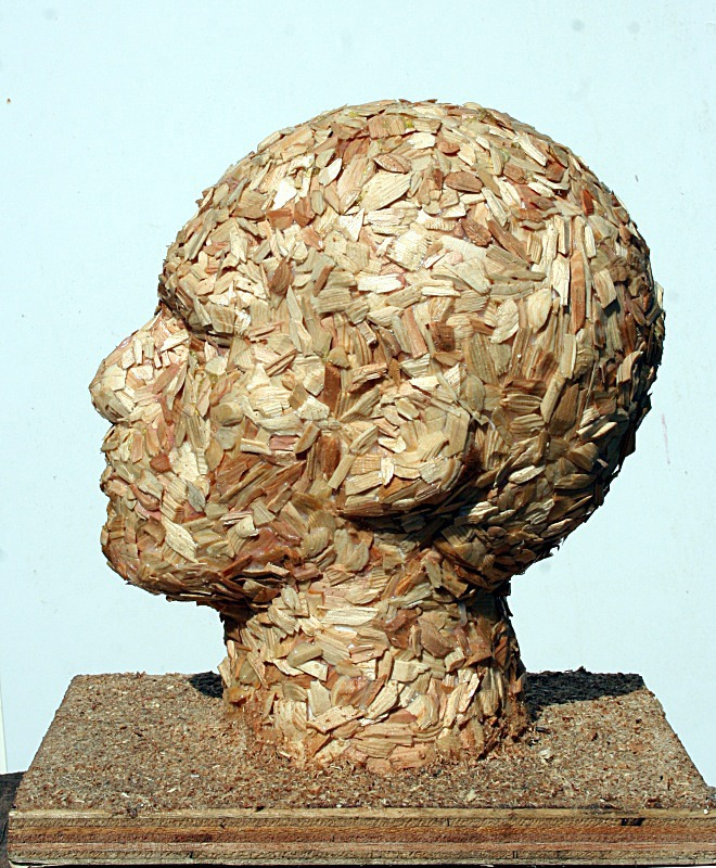 Head no. 3 - Heads