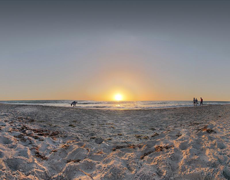 Sunset, Englewood, Florida - Florida