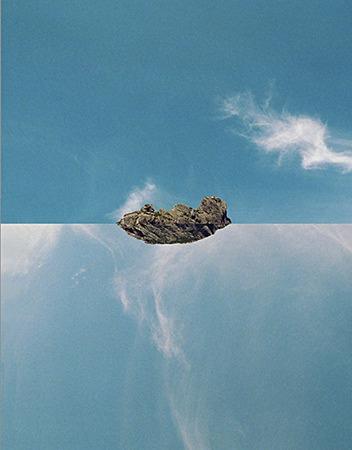 Triptych center - The Rock - Gros Morne National Park