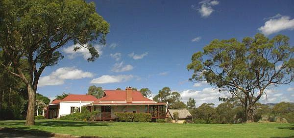 d'Arenberg restaurant and wine tasting centre - South Australian Wineries