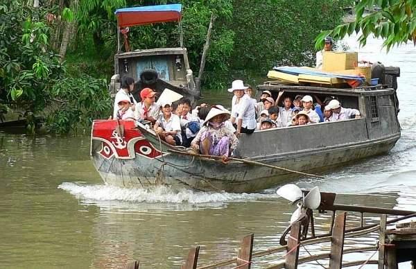 School - Cambodia and Vietnam