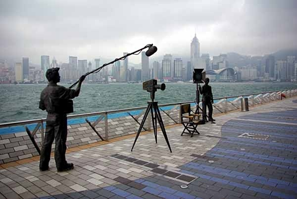 Avenue of the Stars, Kowloon, Hongkong. - Hongkong and Macau