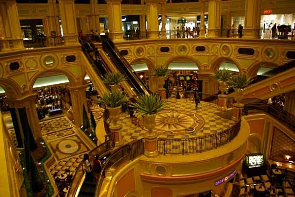 Venetian Casino, Macau - Hongkong and Macau