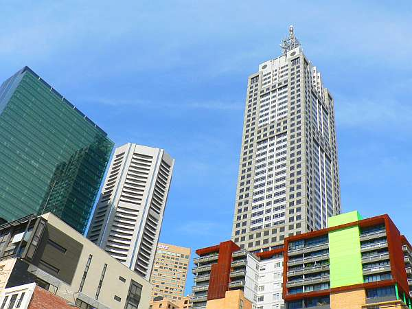 Melbourne skyline - Melbourne