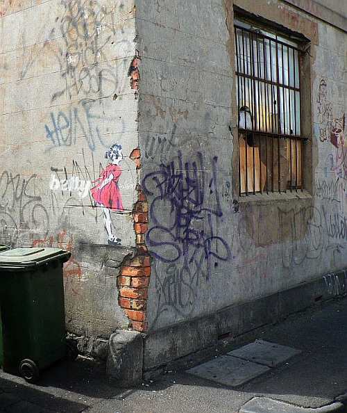 Betty (1) - Melbourne