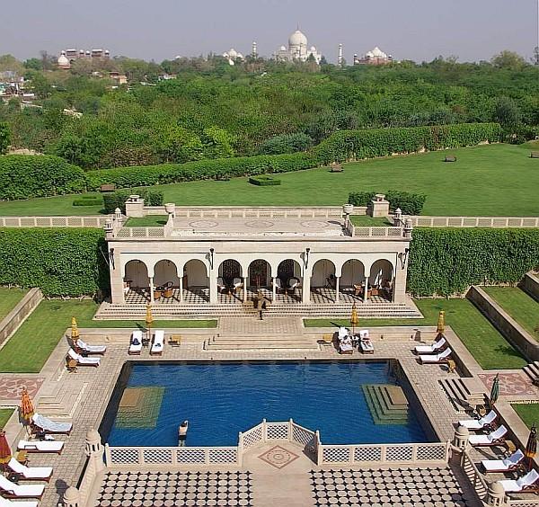 Armavilas Oberoi, Agra - India (Assam, Brahmaputra cruise, Agra and Jaipur)