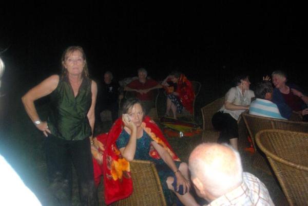 Abandon ship... - Burma
