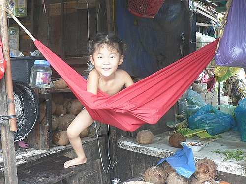 Russian Market, Phom Penh - Cambodia and Vietnam