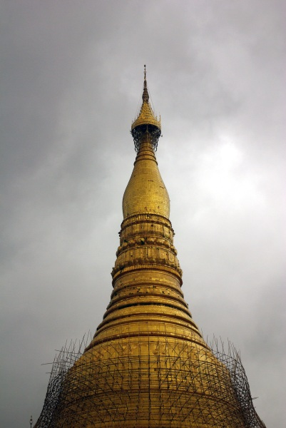 Shwedagon tower - Burma