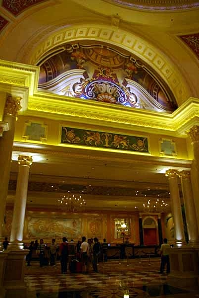 Venetian Casino, Macau. - Hongkong and Macau